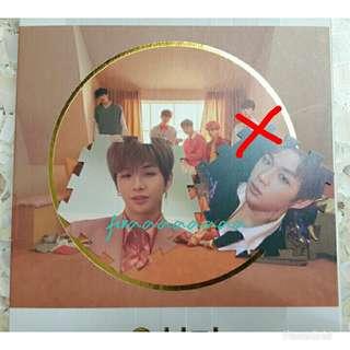 Kang Daniel Tazo Card (I.P.U Day/Night Version)