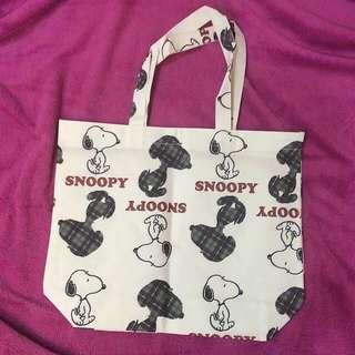 🎈特價 • 格子snoopy滿版提袋