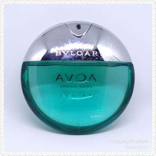 Parfum Bvlgari Aqva Marine EDT 100ml 300k Original Rejected