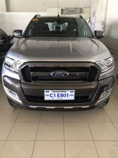 3.2L Ford Ranger Wildtrak 4x4 A/T 50k Downpayment
