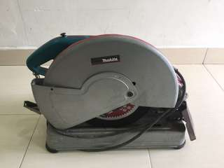 Makita steel cutting machine