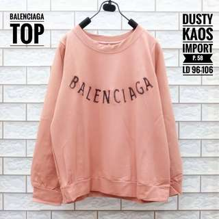 Atasan fashion balenciaga top