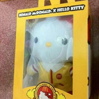 Ronald Mcdonald x Hello Kitty
