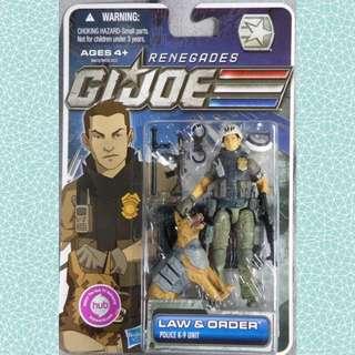Gi Joe Renegades Law and Order