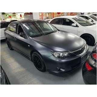 Subaru Impreza 4D 2.0 Auto R-S
