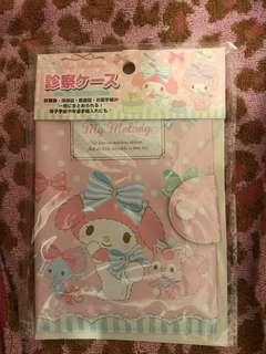 My Melody Sanrio Passport 咭片套