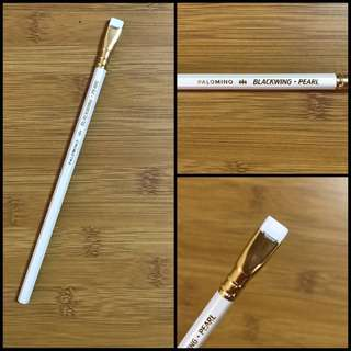 Blackwing Pearl pencil (balanced graphite)