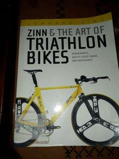Selling this zinn & the art of cycling book