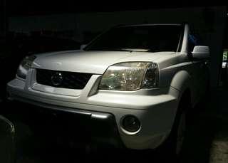 Nissan X-trail 2.5(A) 2003:white