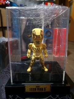 Kids Logic X Beast Kingdom 24K Iron man