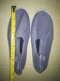 Keds Gray Sneakers Walking Shoes