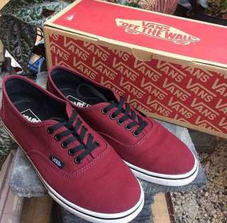 Vans authentic lo pro (freeongkir)
