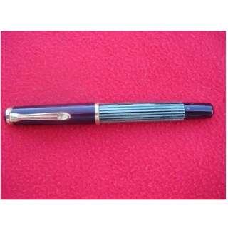 PELIKAN 400 Fountain Pen 14 KARAT F NIB 百利金 400 鋼筆