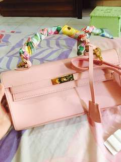 Tas fashion pink