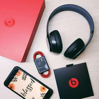 Beats by Dr. Dre Solo 2 (Wired)