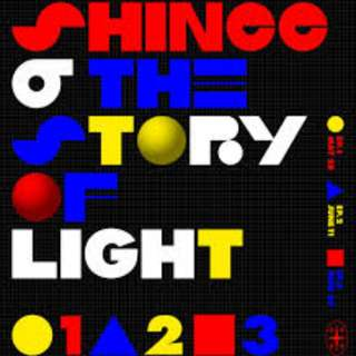 [Non-profit] SHINee The Story of Light EP.1 (free poster)