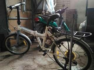 Sepeda Lipat / seli ALEOCA 20 inch bukan 16 yaw