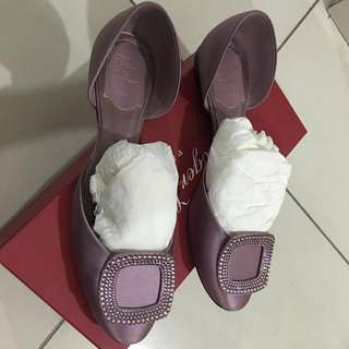 💯Authentic Roger Vivier Ballerinas Flats..🔥Raya Sale Rm1600🔥after Raya Back To Normal Price