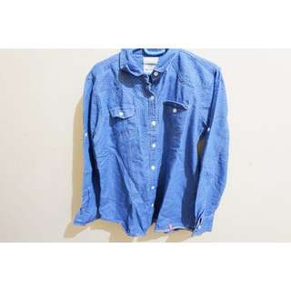 Nevada blue shirt