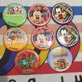 🚚 迪士尼徽章