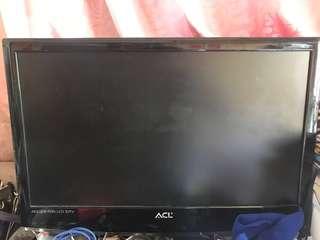 ACL LCD iDTV 24吋高清電視