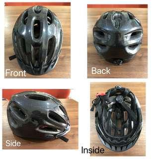 Helmet each $15