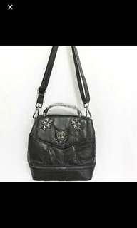 (in Stock) authentic leather bag
