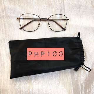 Specs (Dark Brown)