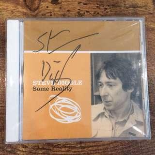 Steve diggle - some reality cd
