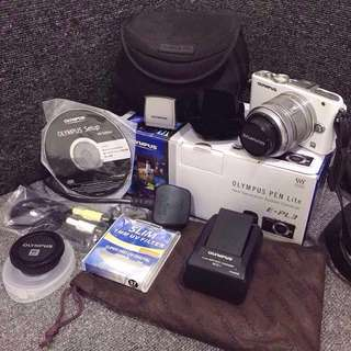 Olympus Camera Set
