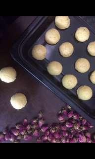 Biskuy raya - Cashew-nut Cornflakes