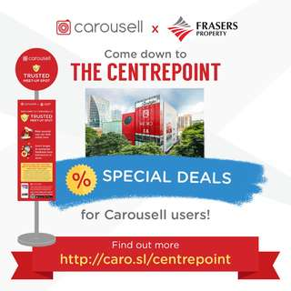 Special Deals: The Centrepoint