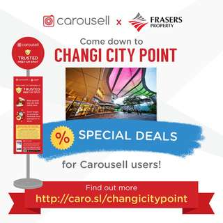Special Deals: Changi City Point