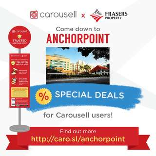 Special Deals: Anchorpoint