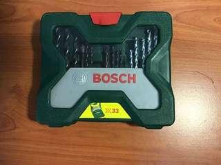 Bosch x33 X line set