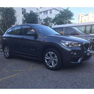 BMW X1 sDrive18D 2017