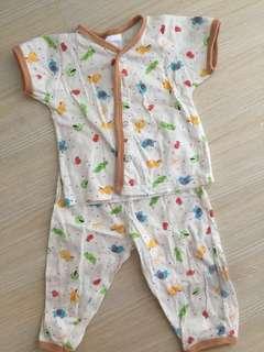 Baby pyjamas sleepwear