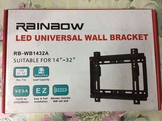 Rainbow Led Universal Wall Bracket