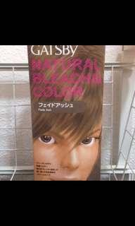 Gatsby Fade Ash Hair Dye