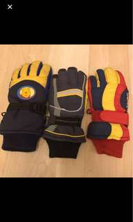 Ski gloves winter(for all u see in pic)