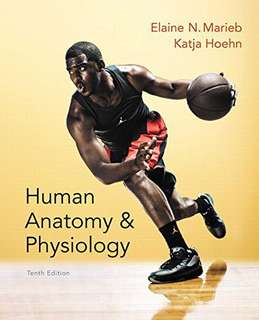 Human Anatomy & Physiology 10ed