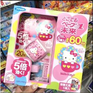 Bepe portable insects № 1 future Hello Kitty set [Pre-order. Imported from Japan]