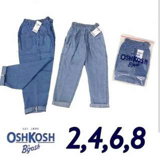 Chino pants jeans oshkosh