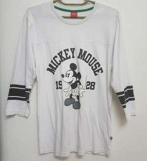 Authentic Disney white t-shirt