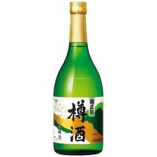 Kikumasamune Taru Sake 菊正宗本釀造樽酒