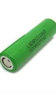 Rechargeable Battery LG MJ1 48V - 60V