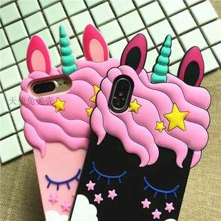 Unicorn Case for iPhone, Oppo, Vivo & Samsung