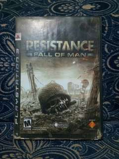 PS3 Game (Resistance: Fall of Man)