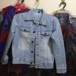 Jacket Denim Jeans Wanita