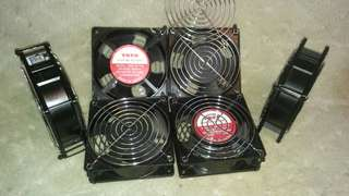 Toyo cooling blower